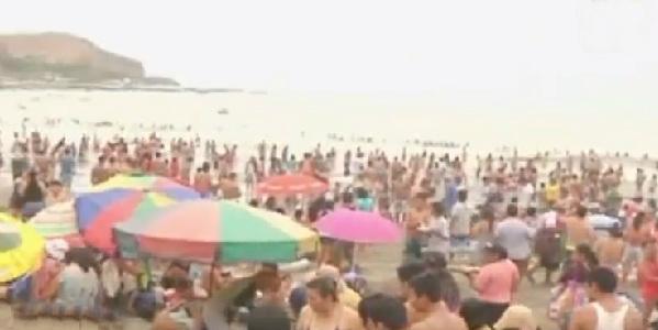 Sensación de calor en Lima llegará a los 36 grados este mes