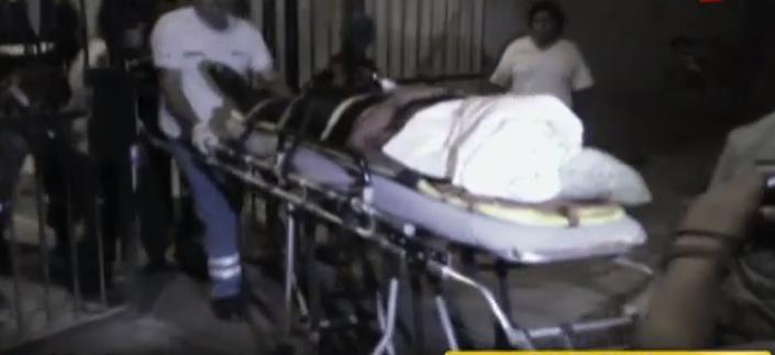 Sujeto atacó con cuchillo a su enamorada en hostal de Los Olivos