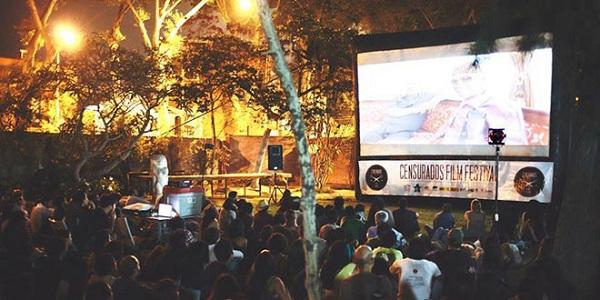 Censurados Film Festival: cine para todos