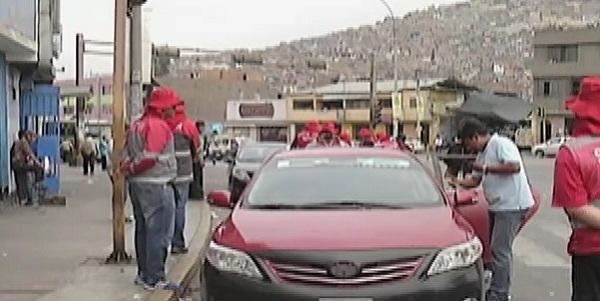 Reacciones a la mafia de colectivos denunciada por Panorama