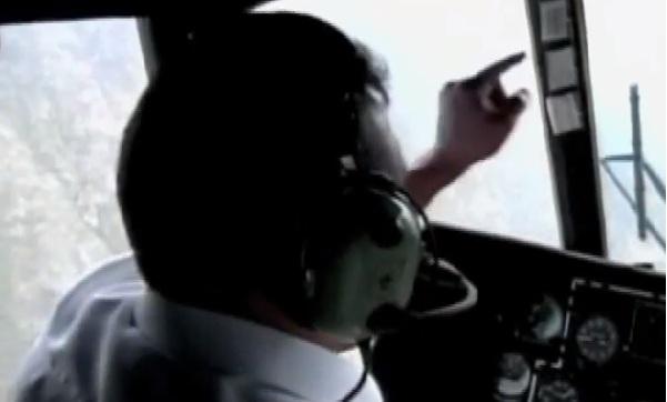 Huarochirí: presidente Humala supervisa carretera central