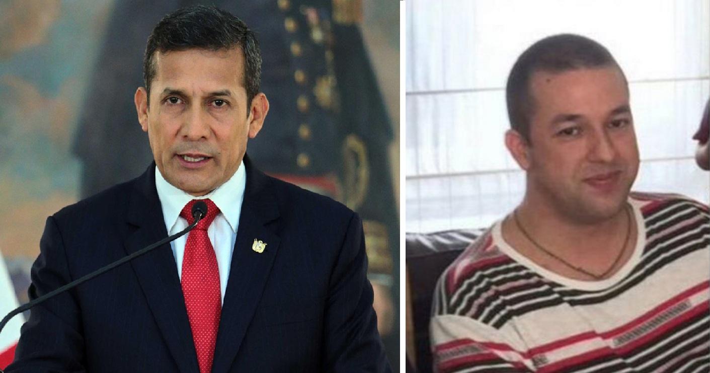 Denuncian que sobrino de presidente Ollanta Humala está desaparecido desde enero