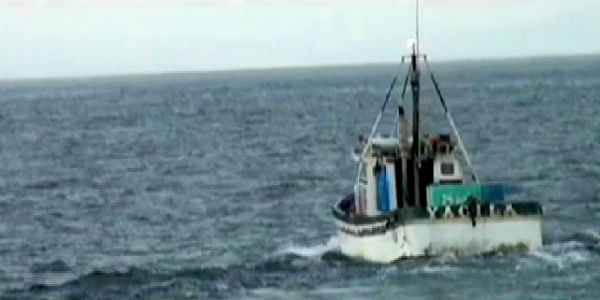Piura: rescatan a pescador tras permanecer perdido nueve días en altamar