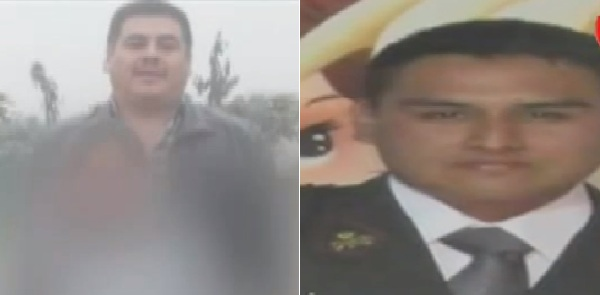 Valientes policías fallecieron en balacera