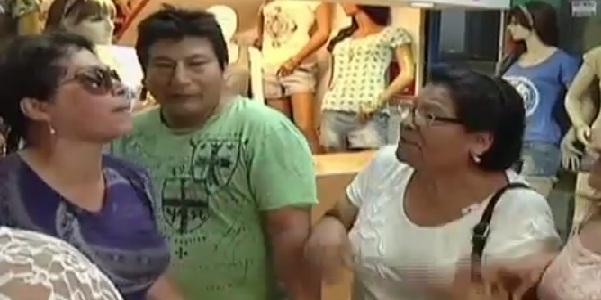 Grupos se disputan la administración de la galería 'Santa Lucía'