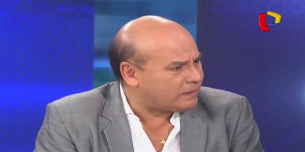 """César Campos: """"Humala nos deja un sistema de lucha contra la corrupción debilitado"""""""