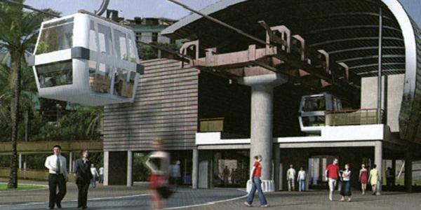 Elecciones 2018: Candidatos proponen teleféricos como transporte masivo