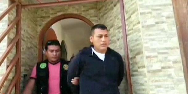 """Pasó a la Fiscalía """"Rossi"""", sindicado como enemigo de Gerald Oropeza"""