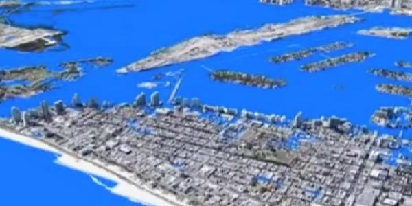 Grandes inundaciones arrasarían ciudades en 50 años