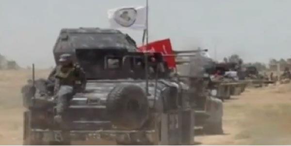 Irak: ejército batalla contra yihadistas en Fallujah