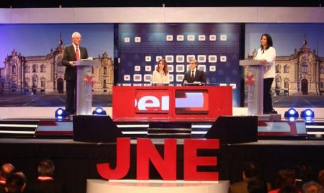 Elecciones 2016: Juan de la Puente analiza presentación de candidatos en debate