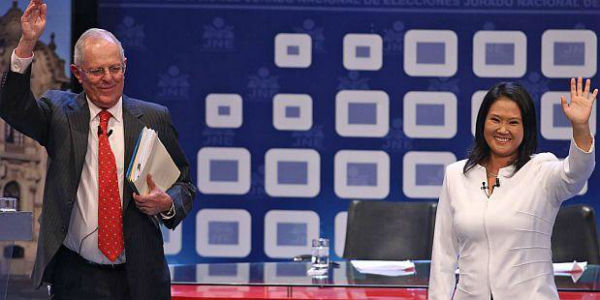 ¿Cuál fue el impacto que generó el último debate entre PPK y Keiko Fujimori?