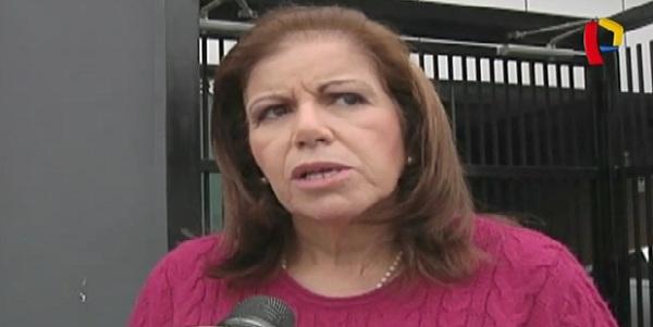 Lourdes Flores Nano anuncia que votará por PPK