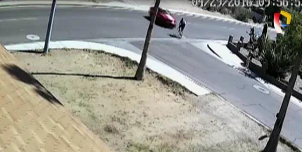 EEUU: mujer atropelló a su novio tras descubrir que tenía Sida