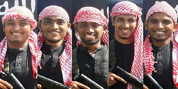 Revelan rostros de responsables de masacre en Bangladesh