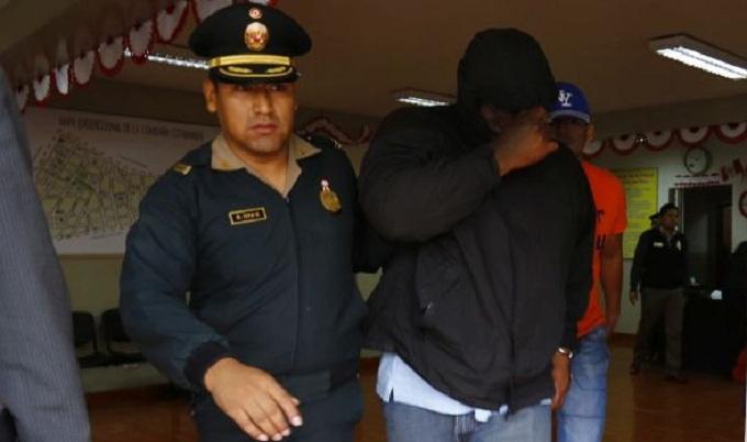 Capturan a presunto asaltante del sobrino de Ollanta Humala