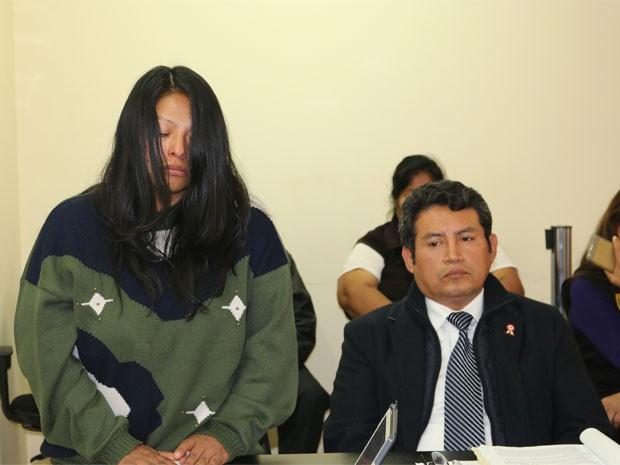 Mujer que asfixió a su bebé fue condenada a 10 años de prisión efectiva