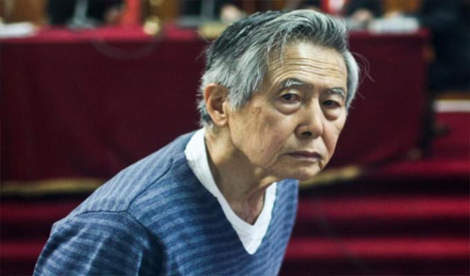 Alberto Fujimori presentó pedido de indulto, afirma Cateriano