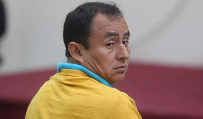 Gregorio Santos puede salir de prisión desde hoy, según su abogado