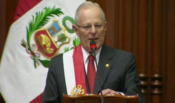 Presentarán nuevas mociones de vacancia contra presidente Pedro Pablo Kuczynski