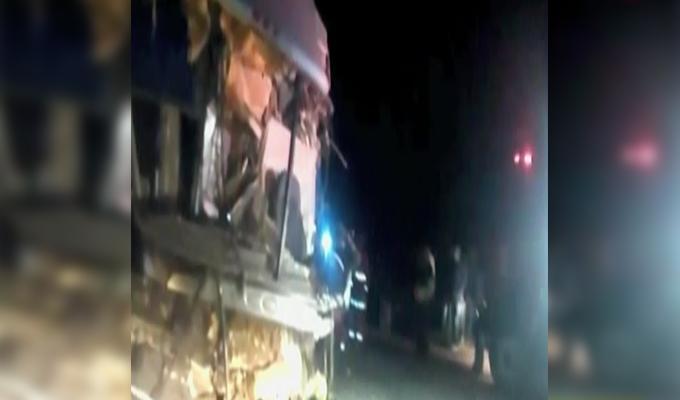 Nasca: choque entre buses deja 17 personas muertas