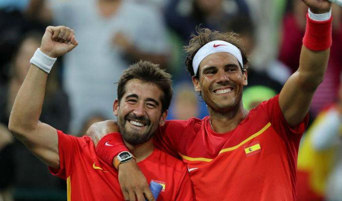 Río 2016: Rafael Nadal y Marc López ganan oro olímpico en dobles