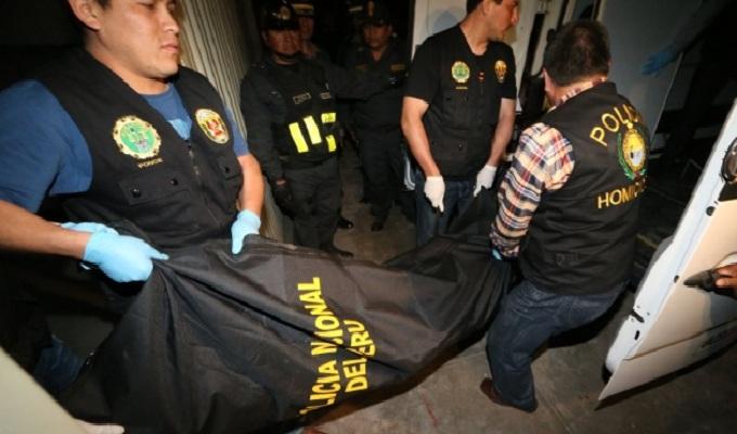 Hombre muere baleado en San Juan de Lurigancho