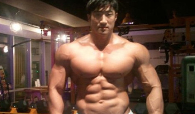Corea del Sur: Conozca al Arnold Schwarzenegger asiático