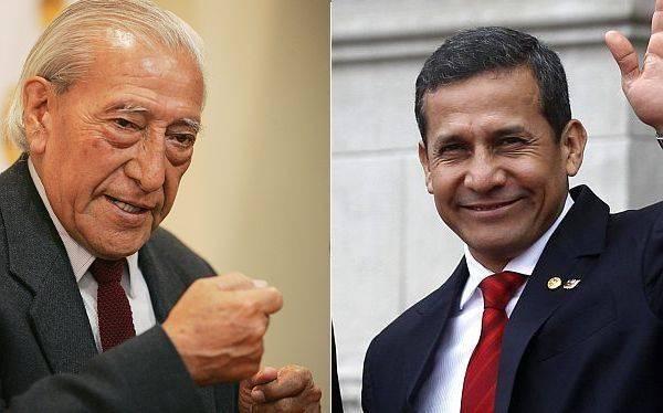Isaac Humala no le perdonará a Ollanta no haber indultado a Antauro