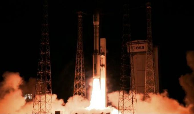 Perú lanzó con éxito primer satélite de observación 'Perú SAT-1'
