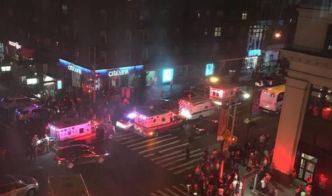 EEUU: explosión deja al menos 29 heridos en Manhattan