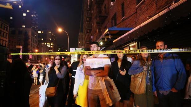 Pánico en Nueva York: explosión en Manhattan deja 29 heridos