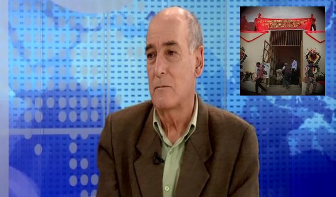 """Tapia: """"No se debe bajar la guardia, fuerzas políticas democráticas deben salir al frente"""""""