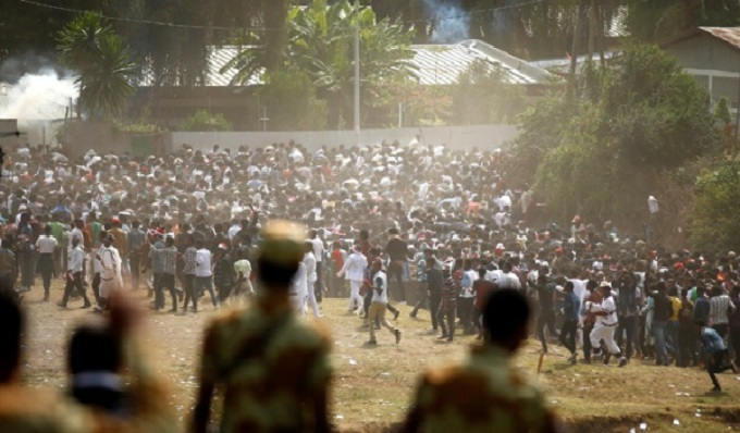 Estampida humana durante festival deja más de 50 muertos en Etiopía