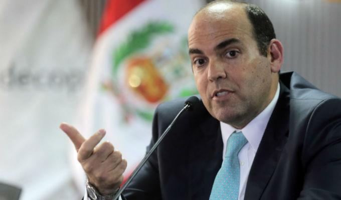 Zavala criticó a bancada fujimorista por promover interpelación de dos ministros