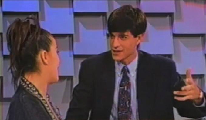'Qué hay de nuevo con Jaime Bayly': 25 años desde su primera transmisión en televisión
