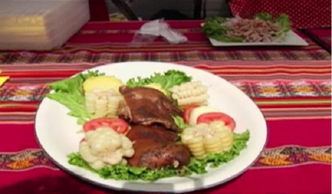 Celebran Día Nacional del Cuy con festival gastronómico