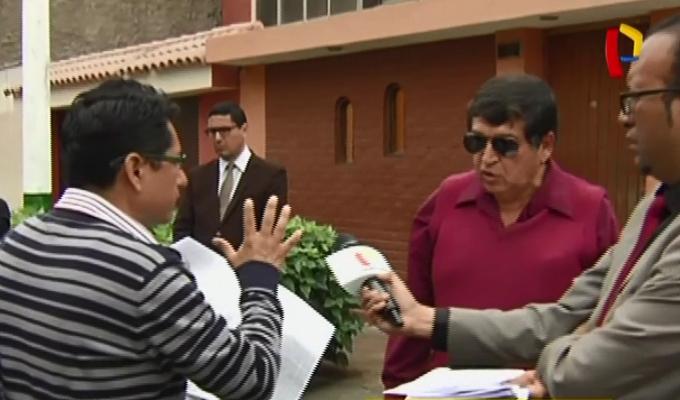 Callao: sigue enfrentamiento por parque en La Perla
