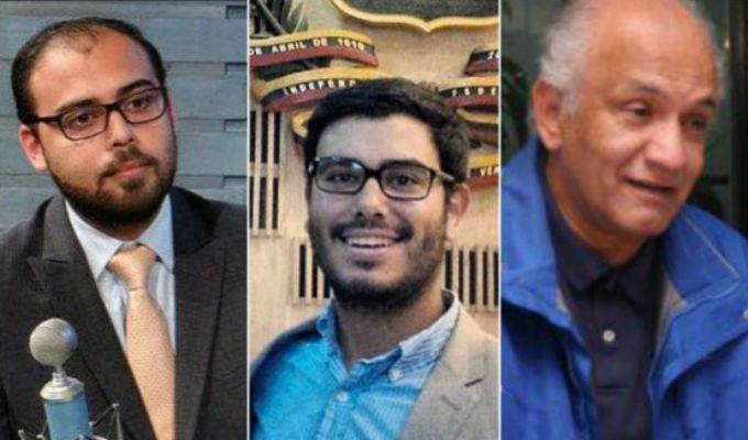 Venezuela: régimen de Nicolás Maduro liberó a tres presos políticos