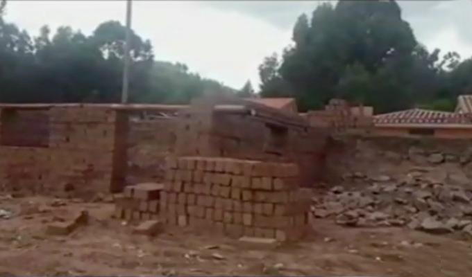 Cusco: tres detenidos por realizar construcciones dentro de Sacsayhuamán