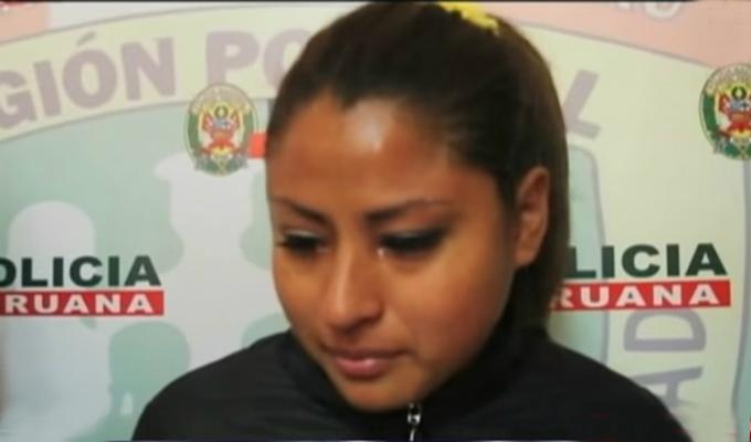 Chaclacayo: capturan a mujer que asaltó vivienda junto a banda criminal