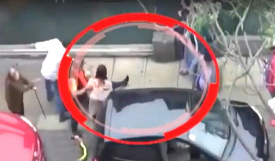 Parientes de Marco Zunino y familia Bellina reconocieron que agresiones se dieron de manera mutua