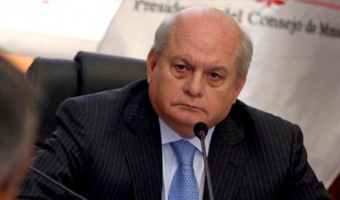 Pedro Cateriano fue citado para este lunes a Comisión de Defensa del Congreso