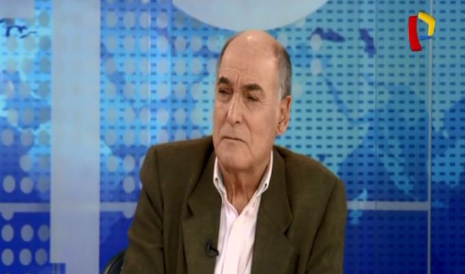 Tapia sobre sentenciados por terrorismo: sería grave error facilitar su integración a partidos políticos