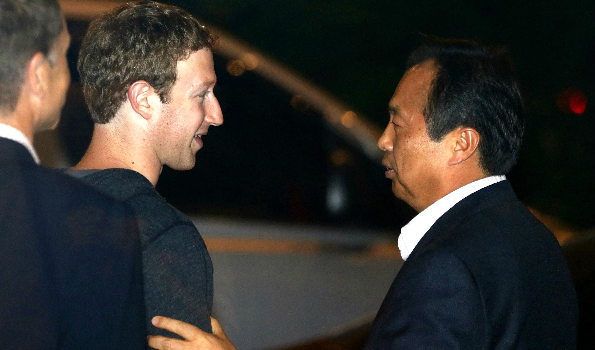 Mark Zuckerberg ya se encuentra en Lima para Cumbre APEC 2016