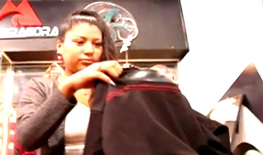 El reto del mannequin challenge con los ciudadanos de Lima