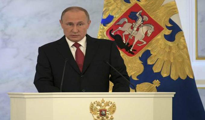 Vladimir Putin ofrece a Trump una alianza contra el terrorismo