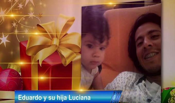 Nuestros televidentes enviaron saludos por Navidad