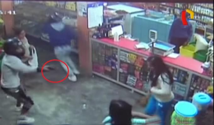 Delincuentes armados asaltan tienda en Carabayllo