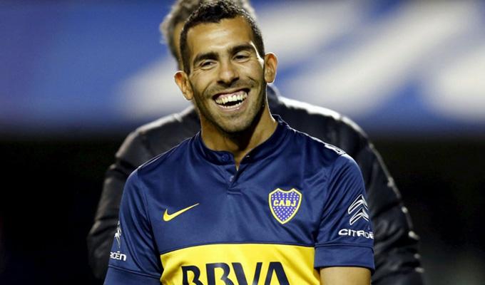 Carlos Tevez se va de Boca para jugar en China